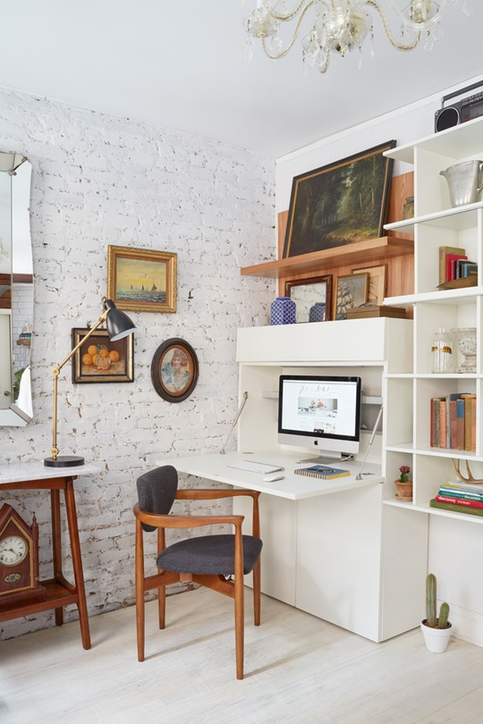 γραφείο στο σπίτι