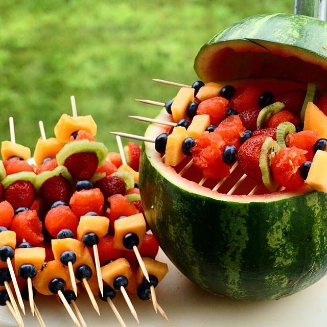 How-perfect-is-this-watermelon-grill-for-your-next-summer-BBQ-For-more-fun-summer-party-ideas-click-