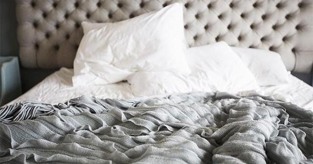 Το ήξερες ότι το στρωμένο κρεβάτι φέρνει την ευτυχία;