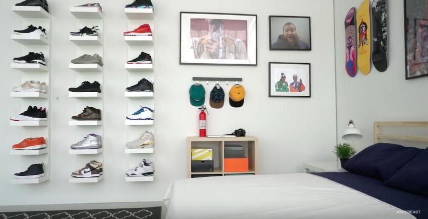 f65dcb2653c Η ΙΚΕΑ έφτιαξε το τέλειο δωμάτιο για τους fans των sneakers | Cool Home