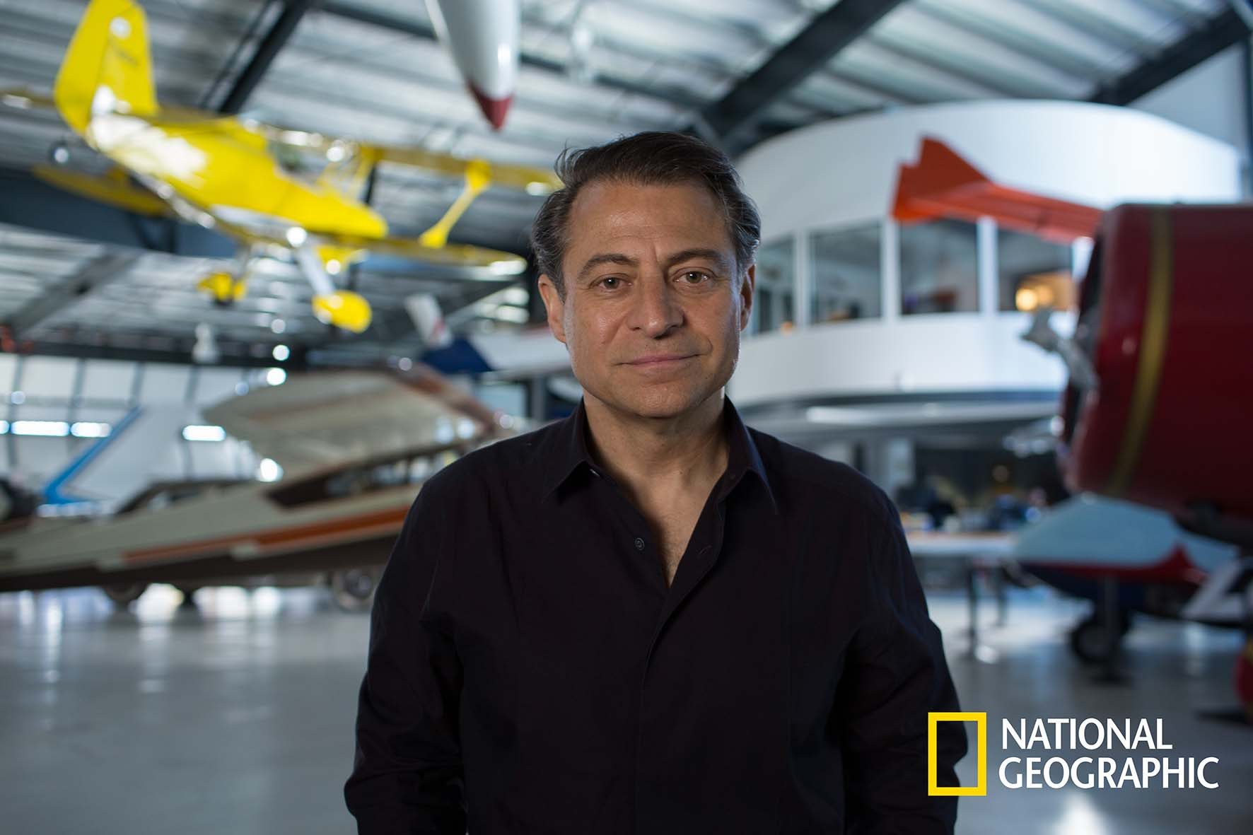 Peter H. Diamandis, Chairman and CEO of XPrize Foundation, Co-founder and Co-chairman of Planetary Resources.