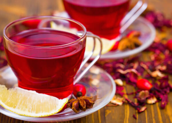 hibiscus-tea-with-lemon