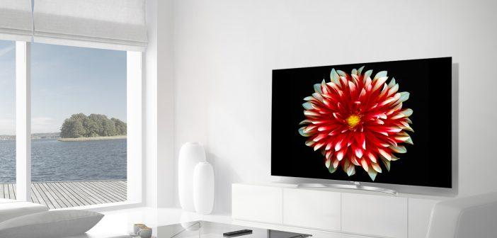 Απαράμιλλη ποιότητα εικόνας και λιτός σχεδιασμός από τη νέα σειρά τηλεοράσεων LG 4Κ OLED B7