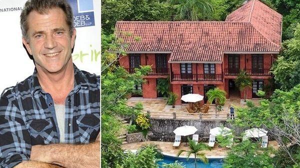 Δες το πανέμορφο σπίτι του Mel Gibson στην Κόστα Ρίκα