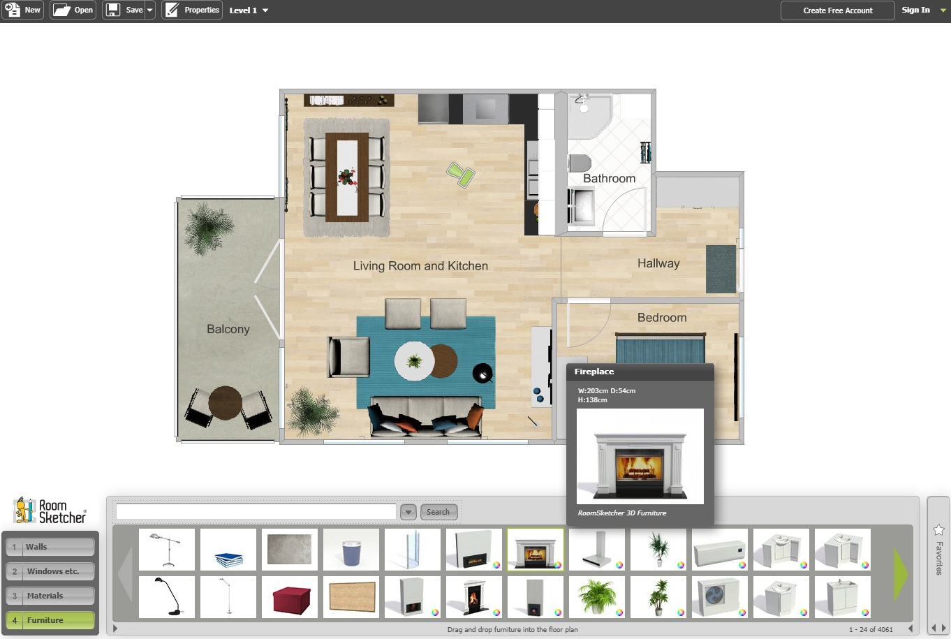 082fdbfee9be Σχεδιάστε το σπίτι σας από το μηδέν