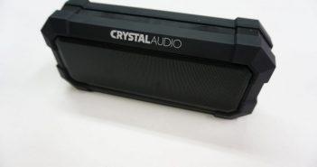 Crystal Audio Splash, ένα bluetooth ηχείο για κάθε δωμάτιο του σπιτιού σας!