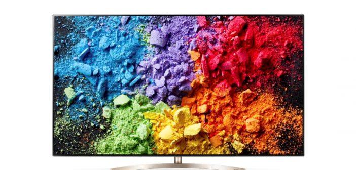 Η νέα σειρά τηλεοράσεων LG 2018 SUPER UHD συνδυάζει τεχνολογία Nano Cell™ και οπίσθιο Full-Array Local Dimming φωτισμό!