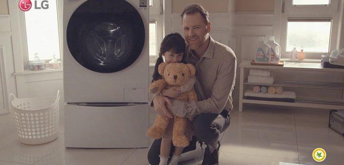 LG Πλυντήριο με Τεχνολογία Ατμού: ο καλύτερος τρόπος να κρατήσεις αυτά που αγαπάς κοντά σου για περισσότερο καιρό!