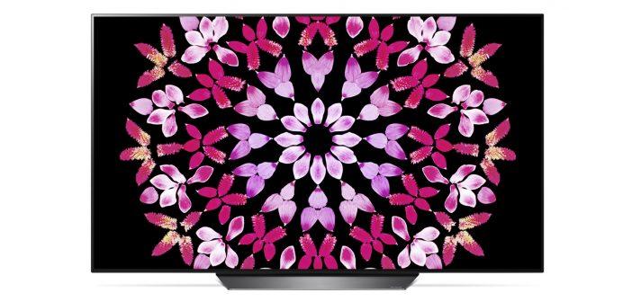 Το απόλυτο μαύρο δημιουργεί το τέλειο χρώμα στη νέα σειρά τηλεοράσεων LG 4Κ OLED TV B8