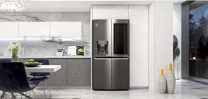 Το νέο ψυγείο InstaView Door-in-Door της LG προσφέρει ακόμα μεγαλύτερη απόδοση και άνεση στους χρήστες!
