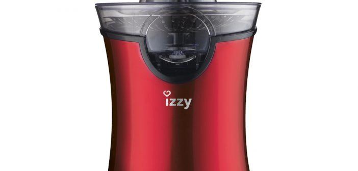 Στίφτης Izzy JC202 Spicy Red – Τέλειοι χυμοί με την σφραγίδα Izzy!