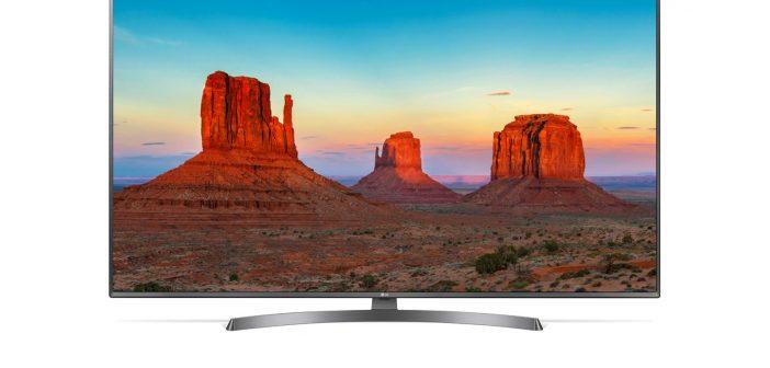 Οι νέες Ultra HD 4Κ τηλεοράσεις της LG δίνουν νέα διάσταση στην εμπειρία της θέασης!