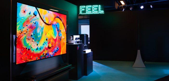 """Η LG παρουσιάζει προηγμένες τεχνολογίες και καινοτόμα προϊόντα στην έκθεση """"Thanks to Tech""""!"""