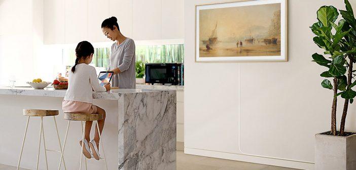Η Samsung Electronics ανακοινώνει νέες κορυφαίες συνεργασίες για την τηλεόραση «The Frame»!