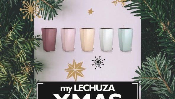 Φέτος τα Χριστούγεννα το καλύτερο δώρο είναι μια γλάστρα Lechuza!