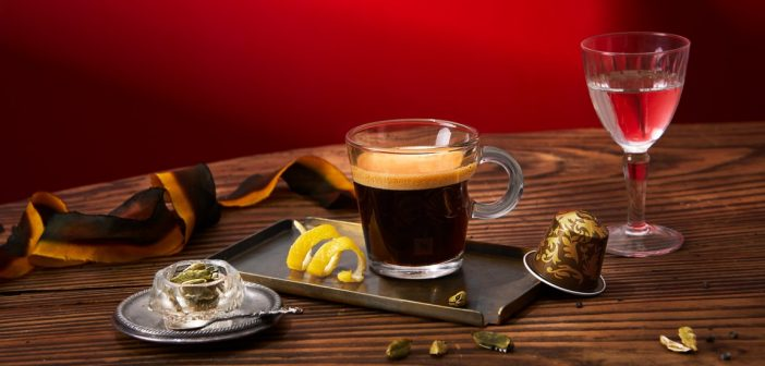 Με τη (χρόνο)κάψουλα της Nespresso, ετοιμαστείτε για ένα μοναδικό ταξίδι στο παρελθόν της γεύσης!