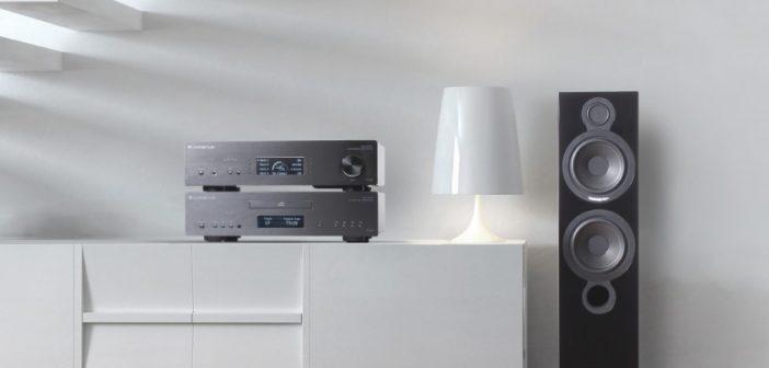 Η Cambridge Audio κάνει δυναμική είσοδο στην ελληνική αγορά!