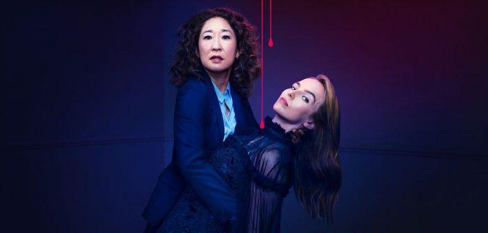 Το Killing Eve που προβάλλεται αποκλειστικά από το Vodafone TV καλύτερη σειρά του 2019!