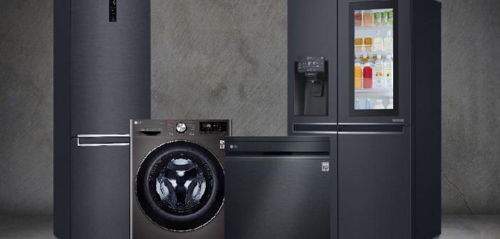 Νέα πολυτελή μαύρη σειρά οικιακών συσκευών της LG – Η επιτομή της κομψότητας στην κουζίνα και το μπάνιο σας!