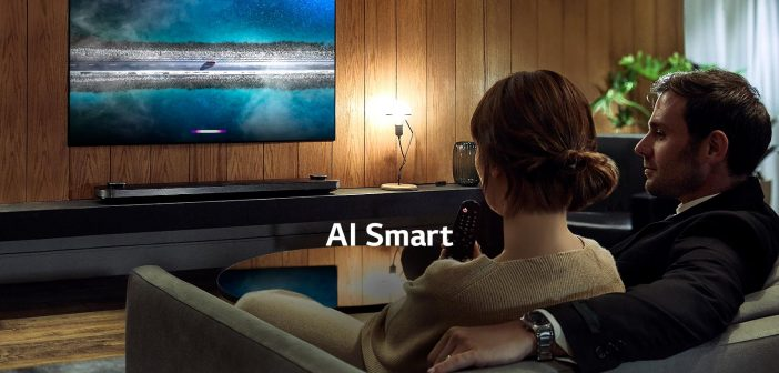 Παράθυρο σε έναν πιο «smart» κόσμο με τις νέες LG OLED Signature TVs!