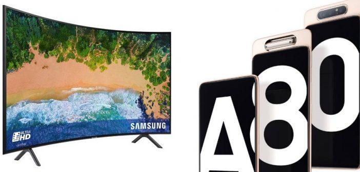 Big screen απόλαυση! Δείτε πως μπορείτε να συνδέσετε το Galaxy A80 σε μία smart TV της Samsung!