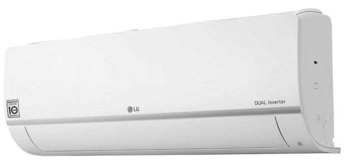 Το νέο κλιματιστικό LG Ocean 24K της σειράς DualCool μεταμορφώνει το χώρο σας, παρέχοντας ιδανική ατμόσφαιρα!
