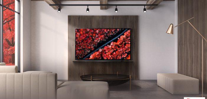 Η νέα σειρά LG OLED τηλεοράσεων προσφέρει ασυναγώνιστη ποιότητα εικόνας και αξεπέραστη τεχνολογία!
