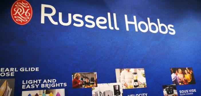 Oι μικροσυσκευές της Russell Hobbs κλέβουν την παράσταση στην IFA 2019!