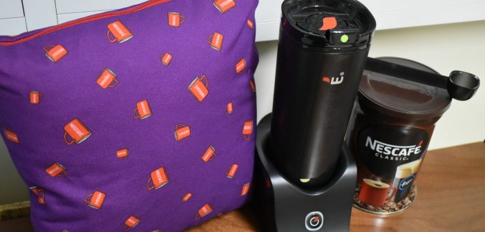 My Nescafe Connected Mug… και ο καφές μας γίνεται «εξυπνότερος»! (Video παρουσίαση)