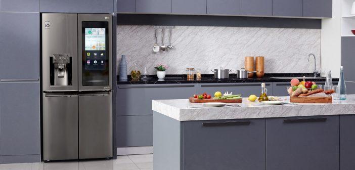 Η LG φέρνει το μέλλον στο χώρο της κουζίνας με το νέο LG Instaview ψυγείο στην CES 2020!