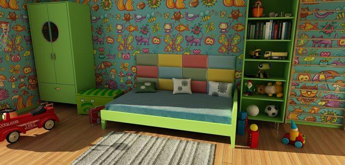 DIY χάρτινα λουλούδια για το παιδικό δωμάτιο που θα λατρέψουν τα παιδιά σας