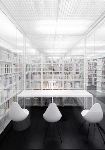 βιβλιοθήκη κολωνία