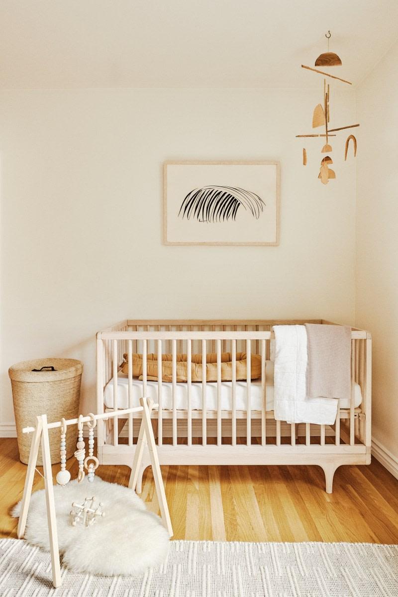 μοντέρνο παιδικό δωμάτιο