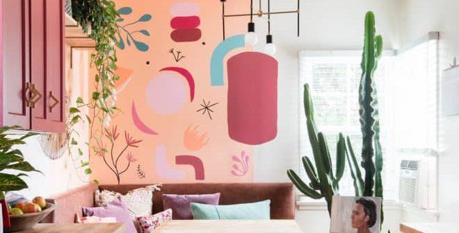 Τέλος στους βαρετούς τοίχους – Πάρτε ιδέες από αυτά τα μοντέρνα σχέδια: