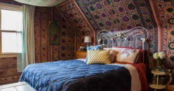 υπνοδωμάτια σε σοφίτες