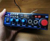 Μίκτης – Ενισχυτής Stereo Karaoke με Bluetooth & FM