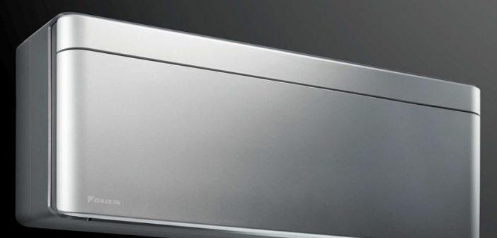 Τα βραβευμένα κλιματιστικά Daikin της σειράς Stylishαποκτούν νέο χρώμα!