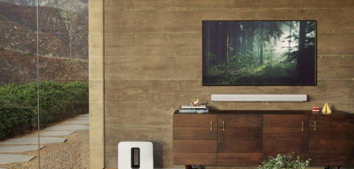 Sonos: Μια νέα ηχητική εμπειρία ξεδιπλώνεται σε κάθε άκρη του σπιτιού… κι όχι μόνο!