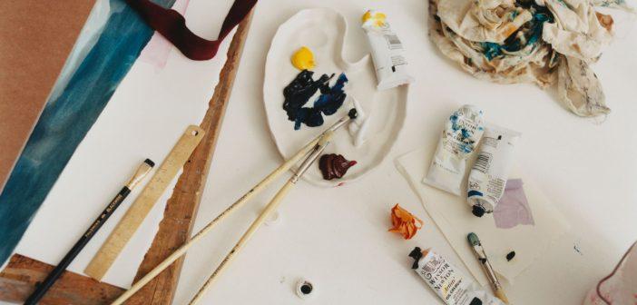 To Zara Home λανσάρει εξοπλισμό ζωγραφικής!