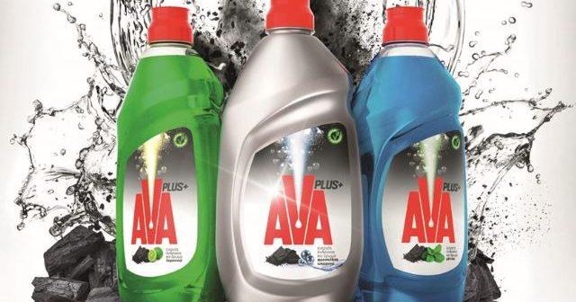 AVA Plus+ με ενεργό άνθρακα – για ακόμη πιο αποτελεσματικό πλύσιμο των πιάτων!