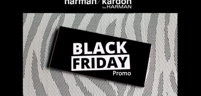 Σούπερ «Black Friday» προσφορές από την Harman Kardon!