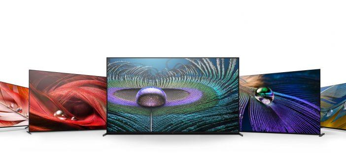 Μάθετε τα πάντα για τις νέες Sony Bravia XR με το νέο επεξεργαστή «Cognitive Processor XR»!