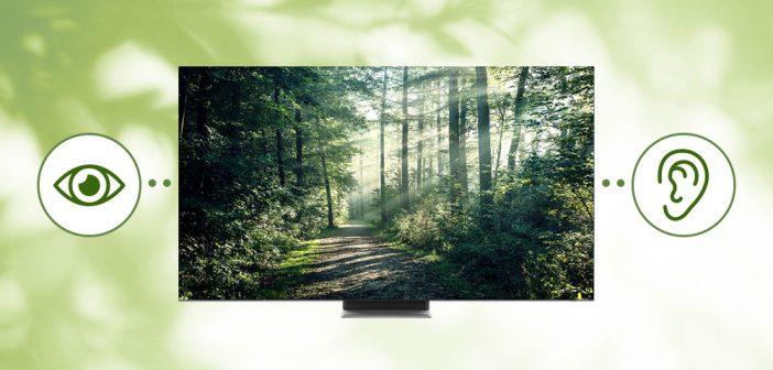 Οθόνες Παντού, Οθόνες για Όλους – Το όραμα της Samsung για ένα μέλλον όπου όλοι θα μπορούν να έχουν πρόσβαση σε τηλεοπτικό περιεχόμενο!