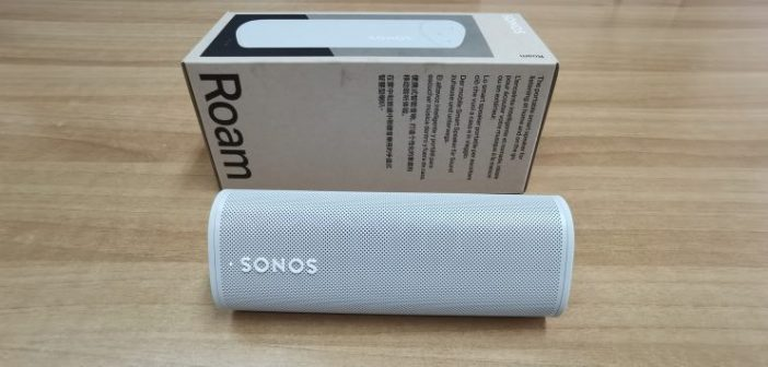 Sonos Roam: «To απόλυτο ultra-portable ηχείο τόσο εντός… όσο και εκτός σπιτιού»!