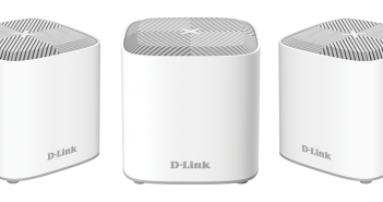 D-LINK COVR Whole Home Mesh Wi – Fi! Με απόλυτη κάλυψη, υψηλότερη ταχύτητα και απίστευτη χωρητικότητα!