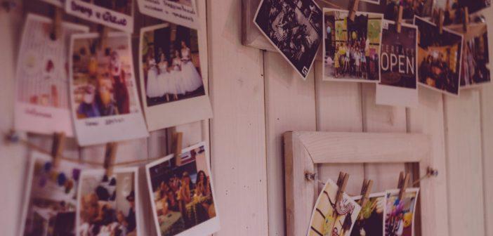 6 τρόποι να διακοσμήσεις τον τοίχο σου με polaroid φωτογραφίες!