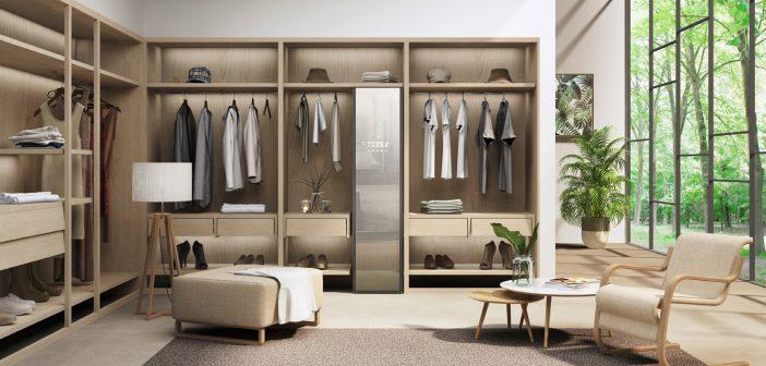 Αψεγάδιαστες εμφανίσεις με το νέο σύστημα φροντίδας ρούχων LG Styler
