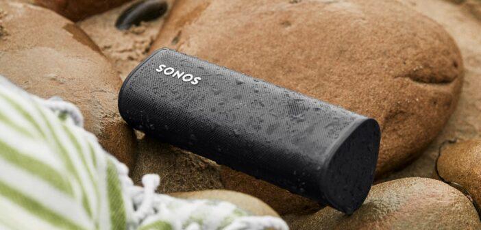 Sonos Roam: Δώστε μια ξεχωριστή διάσταση στο καλοκαίρι σας με το απόλυτο BT portable ηχείο!
