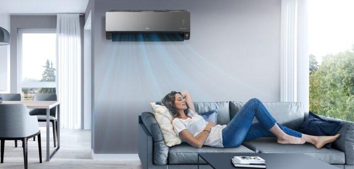 Λύσεις κλιματισμού από την LG με επίκεντρο την ενεργειακή απόδοση