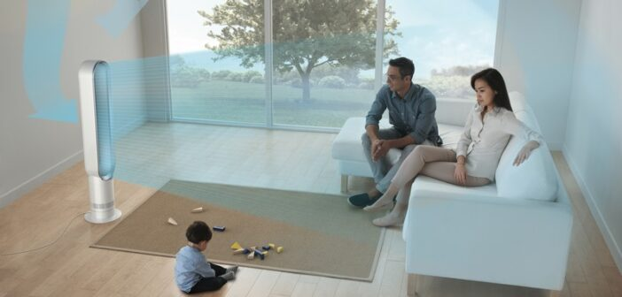 Ο κορυφαίος ανεμιστήρας της Dyson για οικογένειες με μικρά παιδιά